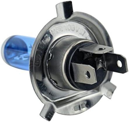 PIXNOR Car Auto Halogen Xenon Headlight H4 DC 12V 60//55W