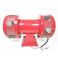 AC110V 150db Bidirectional Air Raid Siren Horn Mine Boat Alarm Motor Driven Alarm