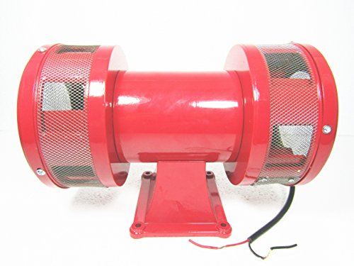 160db Motor Driven Air Raid Siren Metal Horn Industry Boat Alarm (110V)