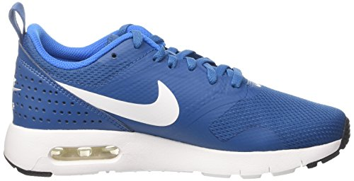 Nike Air Max Tavas Gs - Zapatillas de running Niños Azul (Industrial Blue/white-photo Blue-black)