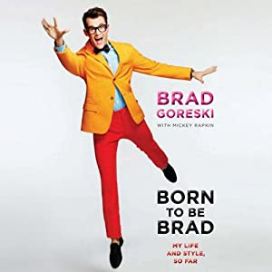 Born to Be Brad Audiobook