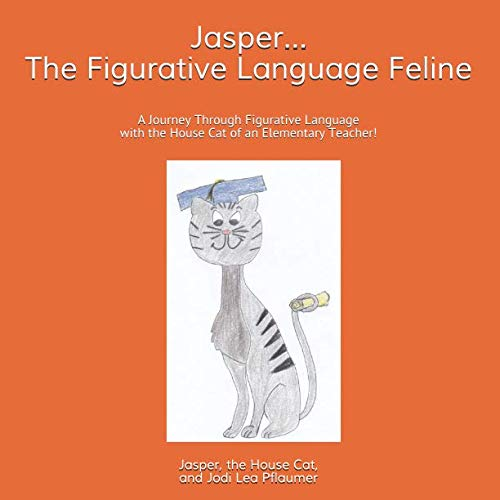 Jasper...The Figurative Language Feline
