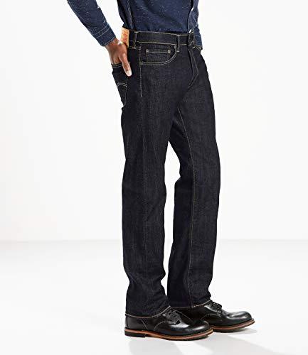 Rigid Cremallera Fit levi's Jean Regular 505 Con Tumbled Hombre Levi's 501 vSfq8EcfwW