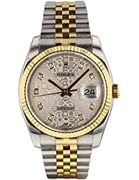 Datejust Automatic-self-Wind Male Watch 116233 (Certified Pre-Owned)