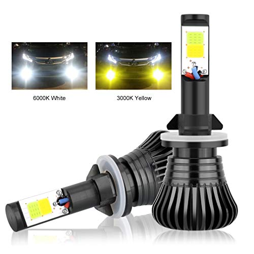 881 fog light bulb 8000k - 6