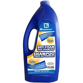 Amazon Com Betco Dry Foam Carpet Shampoo Office Products