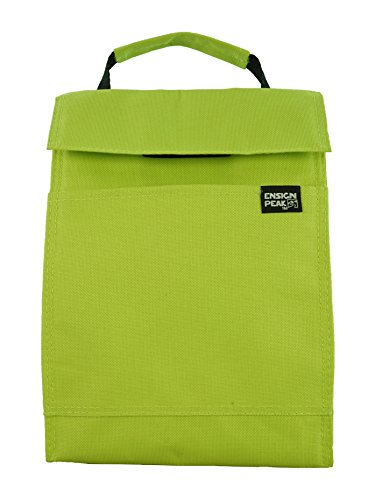 Lime Lunch - Ensign Peak Basic Lunch Sack (Lime)