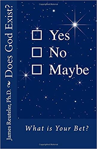 Book Does God Exist?: What is Your Bet?