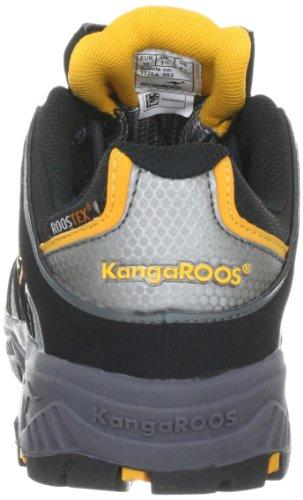 KangaROOS Ed 1126A/553 - Zapatillas de deporte para niños Negro