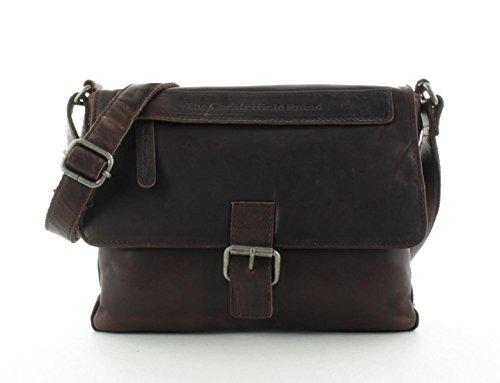 The Chesterfield Brand Victoria Bolso bandolera piel 26 cm Brown