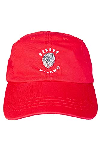 Versace Mens Hat/Cap BUC0040 BT10524 Size ONE Size Red