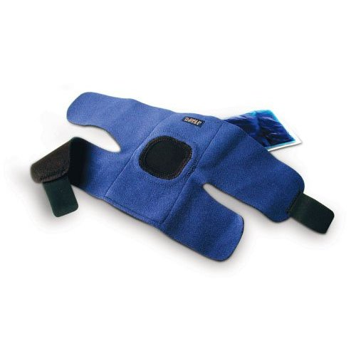 HoMedics 3-In-1 Hot   Cold Back Wrap Support with Magnetic Wave ... 9531b70056