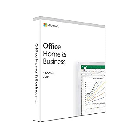 Microsoft Office Home Business 2019 One Time Purchase 1 Pc