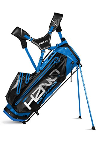 Sun Mountain H2NO Lite Stand Bag 2018 Cobalt/Black by Sun Mountain