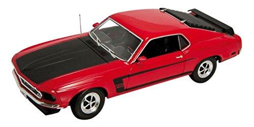 1/18 フォード マスタング 1969 (レッド) WE12516R