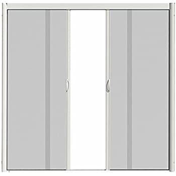 Magnetic Screen Door Amazon >> Amazon.com : Bug Off 72R by 80 Instant Screen - Reversible Fits French Doors and Sliding Glass ...
