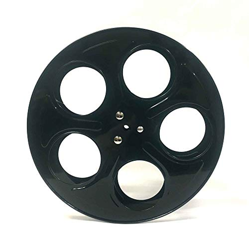 Movie Reels Black (Film Reel Decoration)