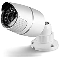 Full HD 1080P POE Security IP Camera, Outdoor Waterproof Surveillance Camera with Day & Night Vision/Motion Detect/Email FTP Alert P2P Remote Viewing Bullet CCTV Cameras