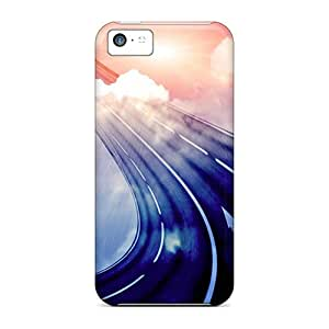 EthaleraSandywhichz Fashion Protective Dream Way 3d Cases Covers For Iphone 5c