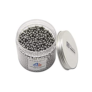 Image of 1kg 304 Stainless Steel Grinding Balls for Lab Planetary Ball Mill (3mm) Ball Polishers