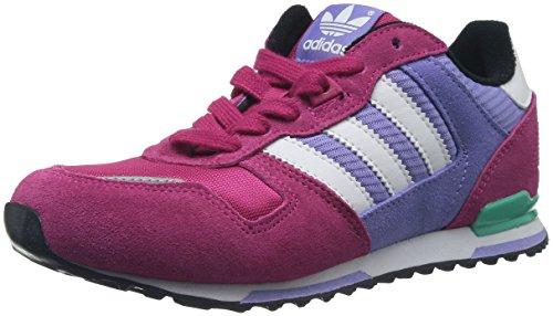 ZX 700 Ftwwht K Bopink Taille Lpurpl Multicolores Baskets Femmes Adidas q767EU