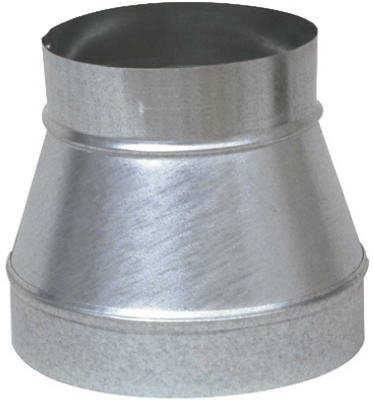 Imperial Manufacturing GV0779-A 4 x 3 in. Galvanized Taper Reducer & Increaser