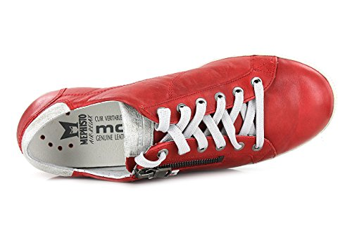 MEPHISTO HAWAI - Baskets basses / Baskets mode - Rouge - Femme - T. 38