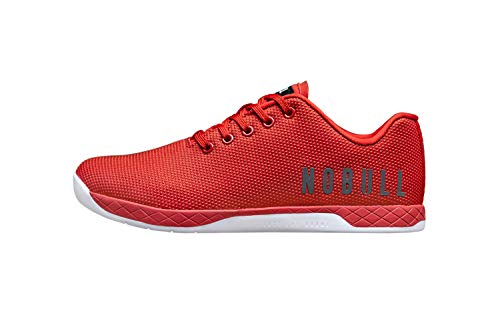 NOBULL Women's Training Shoes and Styles (8.5, Red Alert)