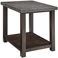 Ashley Starmore Chair Side End Table in Brown - T913-7