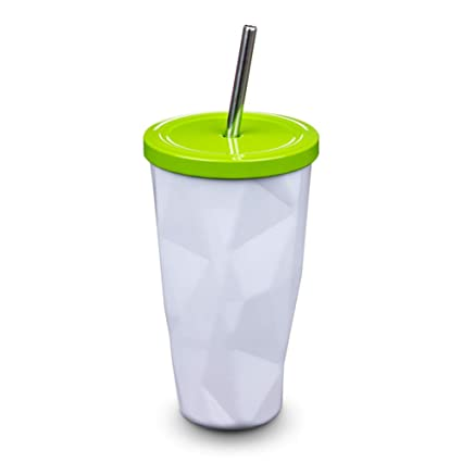 Feileng Double Wall Stainless Steel Tumbler Cups-Coffee Mugs