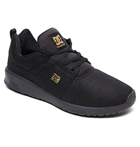 Se Black TX Baskets Black Shoes Femme DC Noir Heathrow qRHtxaw4