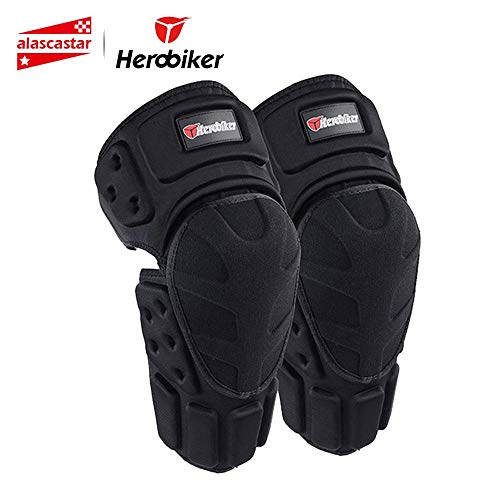 LUZE Motorcycle Protective Kneepad - Motorcycle Riding Knee