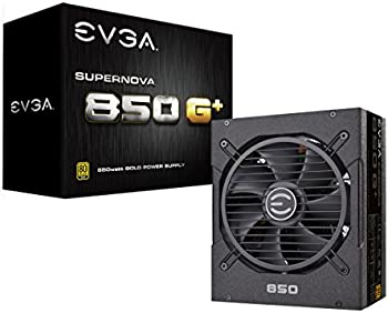 EVGA SuperNOVA 850 G1+ 850W Fully Modular Power Supply