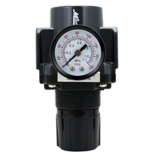 (EXELAIR by Milton FRL Air Regulator - 3/8