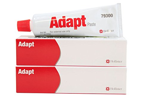 Adapt Barrier Paste - 2 oz Tube - Pack of 2 (Hollister Adapt Barrier)