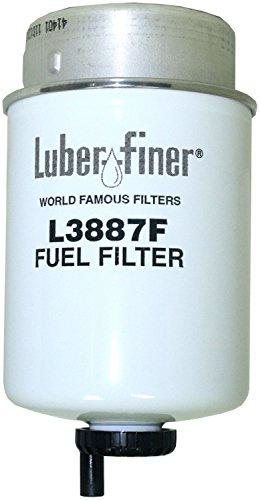 12 Pack Luber-finer FP603-12PK Heavy Duty Fuel Filter