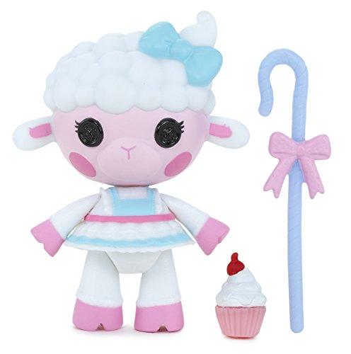 Lalaloopsy Mini Pet Pals Doll- Wooly Fuzzy Fleece