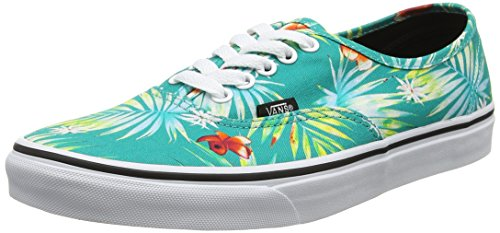 Sneakers Vans Palms Turquoise Basses Authentic decay Ua Homme HHqEAw