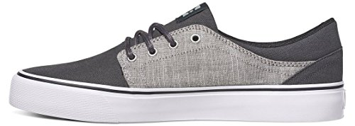 TX SEXKSK TRASE Charcoal Herren Sneakers DC Grey 45RxwqSx17
