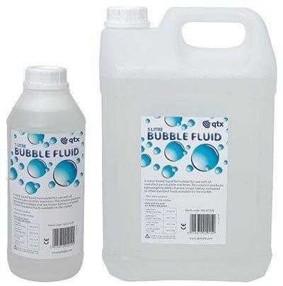 Skytronic Bubble Fluid For Bubble Machines 5 Litres