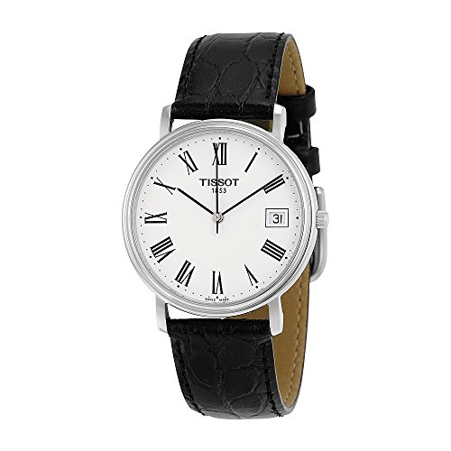 tissot-mens-t52142113-t-classic-desire-stainless-steel-watch-with-black-leather-band
