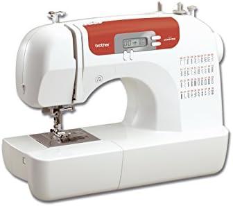 Brother máquina de Coser, Blanco, L: Amazon.es: Hogar