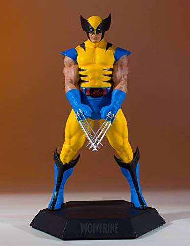 Gentle Giant Wolverine Modern Yellow Collector's Gallery Statue