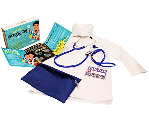 DIY jr My First Stethoscope Doctor