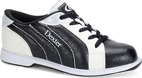 Dexter Women's Groove II Bowling Shoes, Black/White, 9 by Dexter