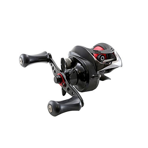 3814175 Okuma Caymus Low Profile Baitcast Reel RH Clam Pack (Reel Okuma Baitcast)