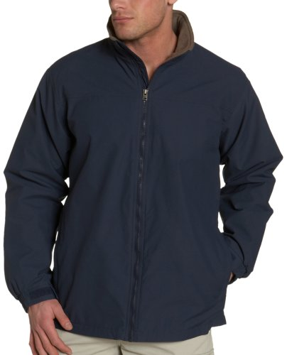 (Columbia Men's City Trek II Jacket, Columbia Navy, Large)