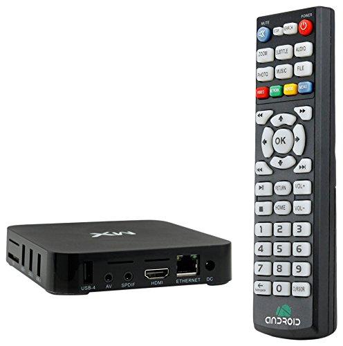 Trenro  Dual Core Android 4.2 Smart TV Box XBMC 1.6Ghz WIFI 8GB Full HD 1080P EU Plug by Trenro