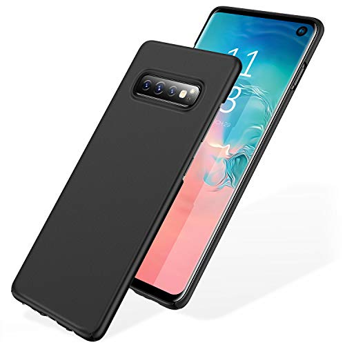TORRAS Slim Fit Galaxy S10 Case, Ultra Thin Hard...