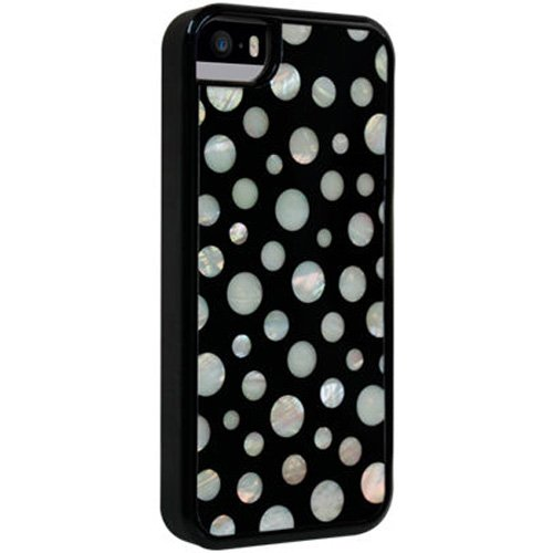Milk & Honey Polka Dot Phone Case iPhone 5/5S (Iphone 5 Polka Dot Case)